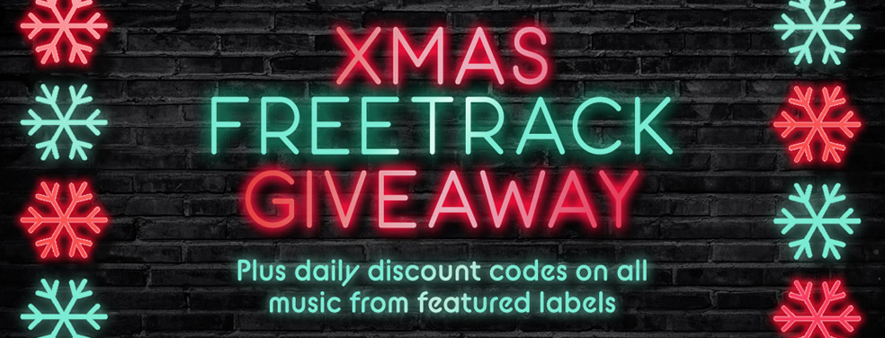 christmas free track giveaway