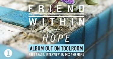 Friend Within's album