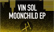 VIN SOL - Moonchild EP (Honey Soundsystem)
