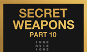 VARIOUS - Secret Weapons Part 10 (Innervisions Germany)