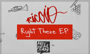 RICCIO - Right There EP (Hell Yeah Italy)