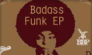 VARIOUS - Badass Funk EP (Breakbeat Paradise) - exclusive 31-12-2017