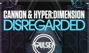 CANNON & HYPER:DIMENSION - Disregarded (Pulse audio) - exclusive 22-06-2018