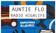 AUNTIE FLO - Cape Town Jam (Brownswood UK)