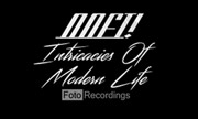 OOFT! - Intricacies Of Modern Life (FOTO Recordings) - exclusive 26-03-2018