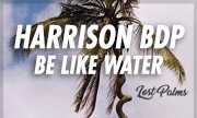 HARRISON BDP - Be Like Water (Lost Palms)