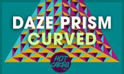 DAZE PRISM - Curved - exclusive 01-01-2018