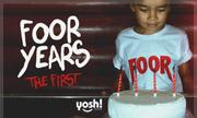 FOOR - FooR Years: The First (Yosh)