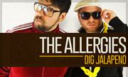 VARIOUS - The Allergies Dig Jalapeno (Jalapeno)