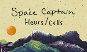 SPACE CAPTAIN - Hours/Cells (Tru Thoughts)