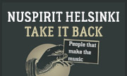 NUSPIRIT HELSINKI - Take It Back (People That Make The Music) - exclusive 04-02-2019