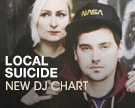 Local Suicide DJ Chart
