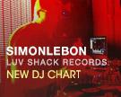 SImonlebon Luv Shack Records DJ Chart