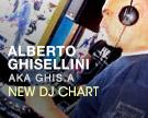 Alberto Ghisellini Aka Ghis A DJ Chart