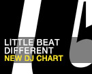 Little Beat Different DJ Chart