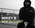 Mikey B DJ Chart