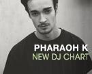 Pharaoh K DJ Chart