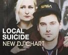 Local Suicide DJ Chart