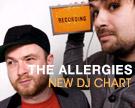The Allergies DJ Chart