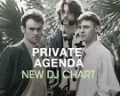 Private Agenda DJ Chart