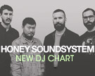 Honey Soundsystem DJ chart