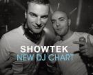 Showtek DJ Chart