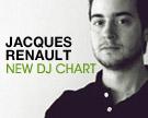 Jacques Renault DJ Chart
