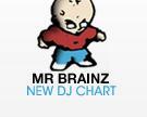 Mr Brainz DJ Chart