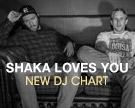 Shaka Loves You DJ Chart