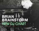 Brian Brainstorm DJ Chart