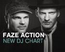 Faze Action DJ Chart