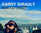 Gardy Girault DJ Chart