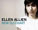 Ellen Allien DJ Chart