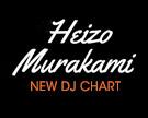 Heizo Murakami DJ Chart