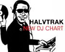 Halvtrak DJ Chart