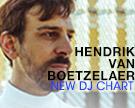 Hendrik van Boetzelaer DJ Chart