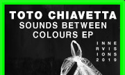 TOTO CHIAVETTA - Sounds Between Colours EP (Innervisions Germany)