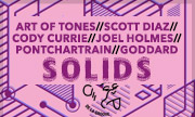 ART OF TONES/SCOTT DIAZ/CODY CURRIE/JOEL HOLMES/PONTCHARTRAIN/GODDARD - Solids (De La Groove)