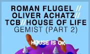 ROMAN FLUGEL/OLIVER ACHATZ/TCB/HOUSE OF LIFE - Gemist (Part 2) (House Is OK)