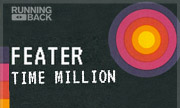 FEATER - Time Million Remixes (Running Back Germany)