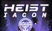 HEIST - Iacon LP (Low Down Deep Recordings)