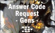 ANSWER CODE REQUEST - Gens  (Ostgut Ton)