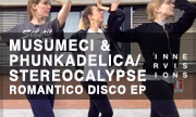 MUSUMECI & PHUNKADELICA/STEREOCALYPSE - Romantico Disco EP (Innervisions Germany)