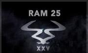 RAM TRILOGY/VARIOUS - RAM 25