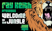 RAY KEITH/VARIOUS - Welcome To The Jungle Vol 6: The Ultimate Jungle Cakes Drum & Bass Compilation (unmixed tracks) (Jungle Cakes)