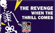 THE REVENGE - When The Thrill Comes (Roar Groove)