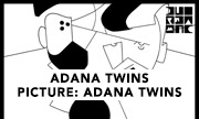 ADANA TWINS - Picture: Adana Twins (Diynamic Music)