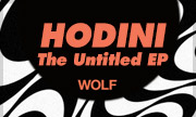 HODINI - The Untitled EP (Wolf Music Recordings)