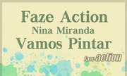 FAZE ACTION feat NINA MIRANDA - Vamos Pintar EP (FAR (Faze Action)) - exclusive 01-12-2017