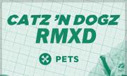 CATZ 'N DOGZ - RMXD (Pets Recordings Germany)
